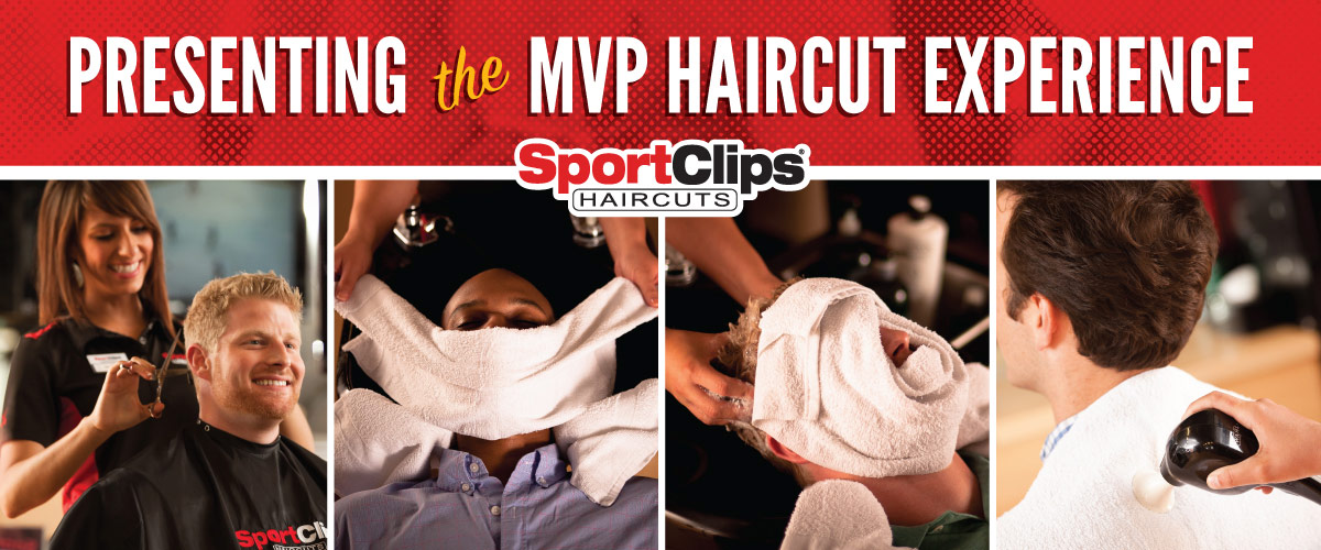 The Sport Clips Haircuts of Heritage Village MVP Haircut Experience
